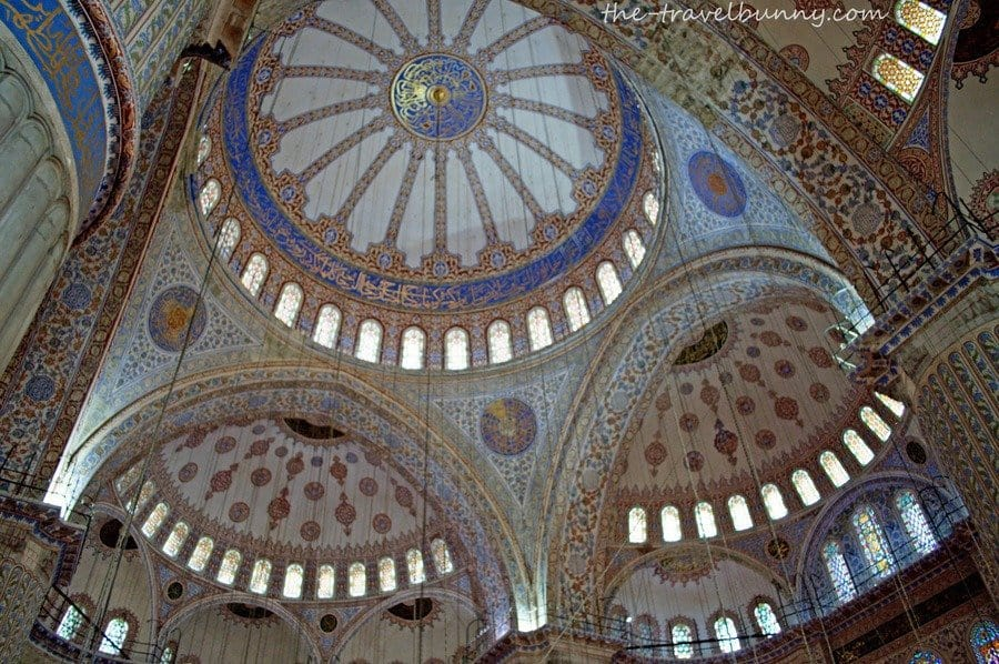Sultan Ahmed (Blue Mosque), Istanbul