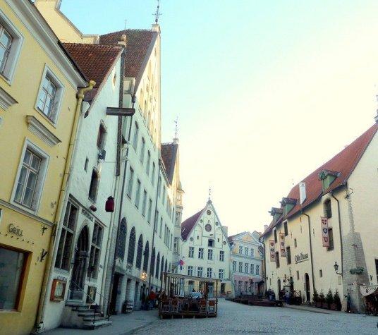 Tallinn - April