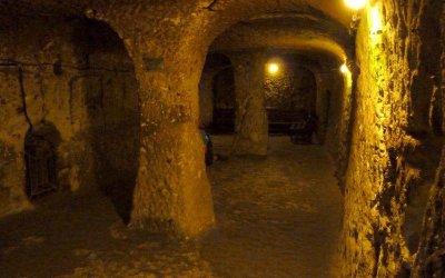 Deep Inside Derinkuyu – Underground City