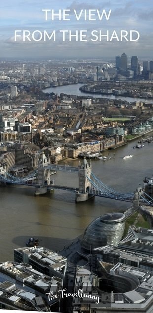 What to expect from a visit to the Shard, London