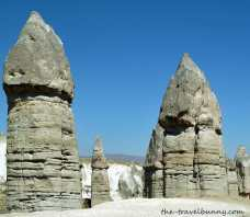 Fairy Chimneys, Love Valley, Goreme
