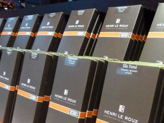 Henri le Roux Chocolate Bars