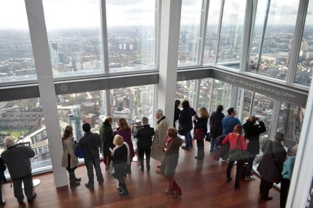 The Shard - Floor 69