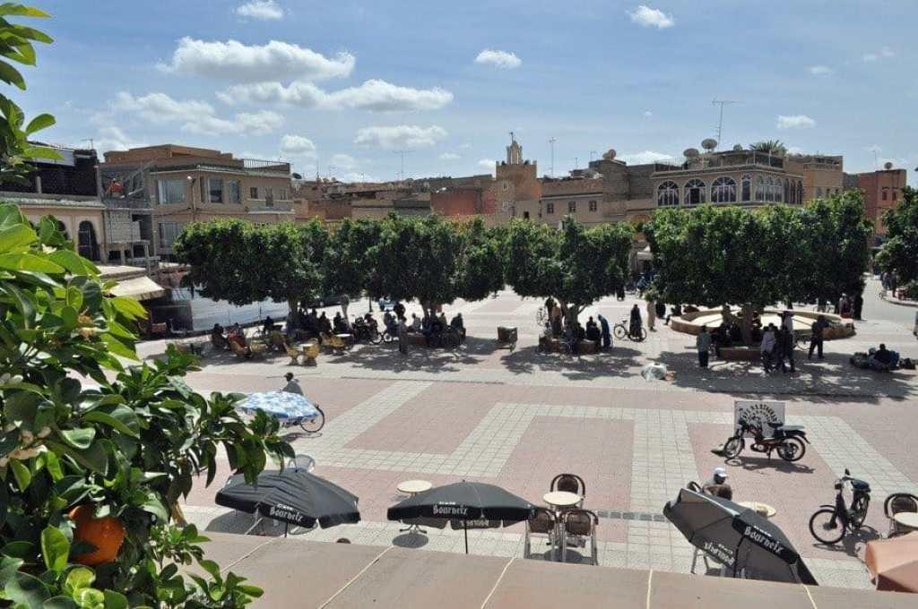 Place Assarag, Taroudant