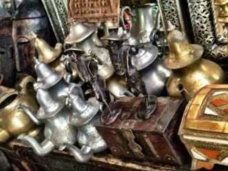 Silverware in the Souk