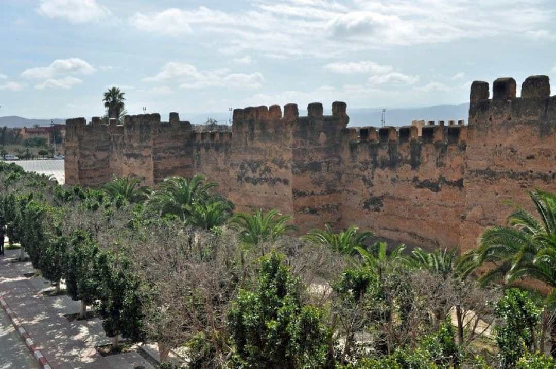 The Walls of Taroudant