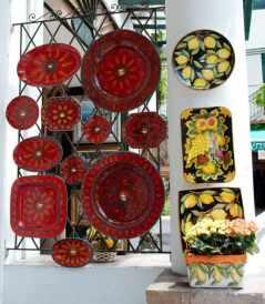 Ceramics, Positano