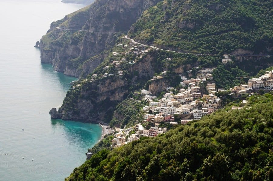 The Amalfi Coast Drive – one day road trip itinerary
