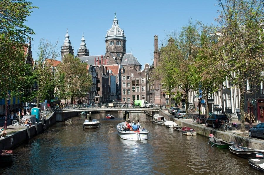 Six Cool and Quirky Things to do in Amsterdam