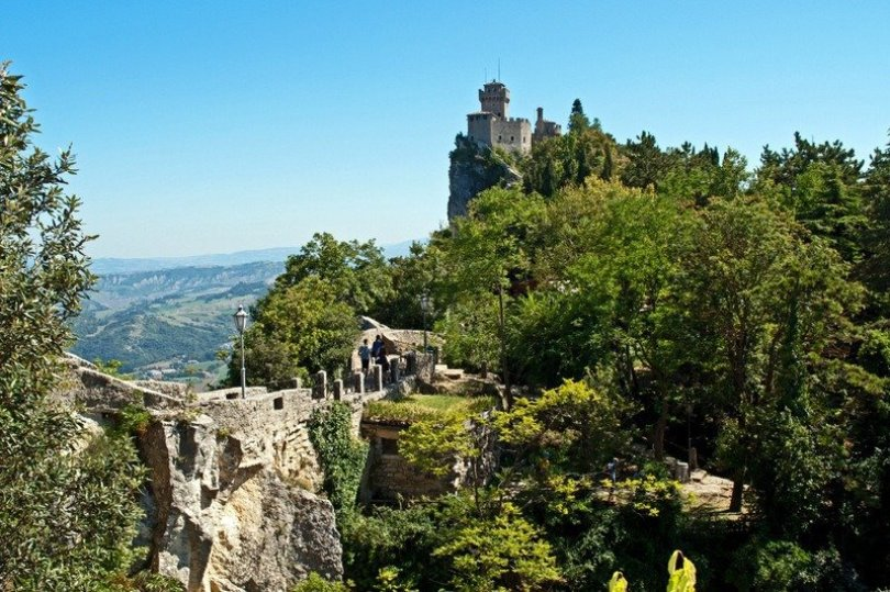 Cesta Tower, San Marino