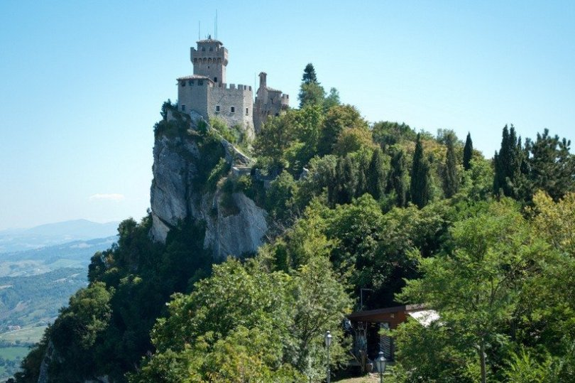 Cesta Tower, San Marino