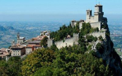 San Marino – Micro-State Massive Views