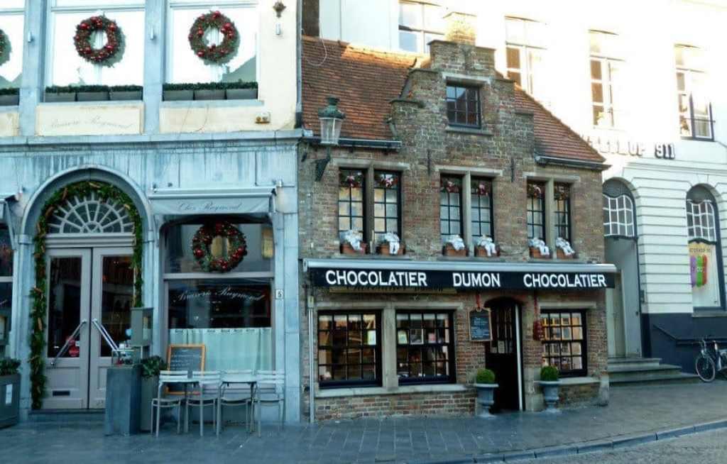 Chocolatier Dumon, Bruges