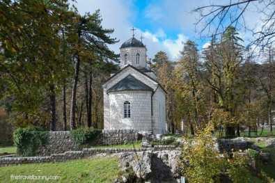 Court Church in Cetinje
