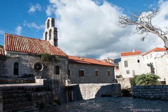 Church of Holy Trinity, Budva