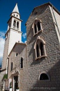 St John the Baptist Church, Budva