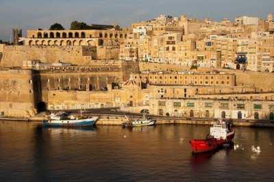 A Photo Tour of Valletta