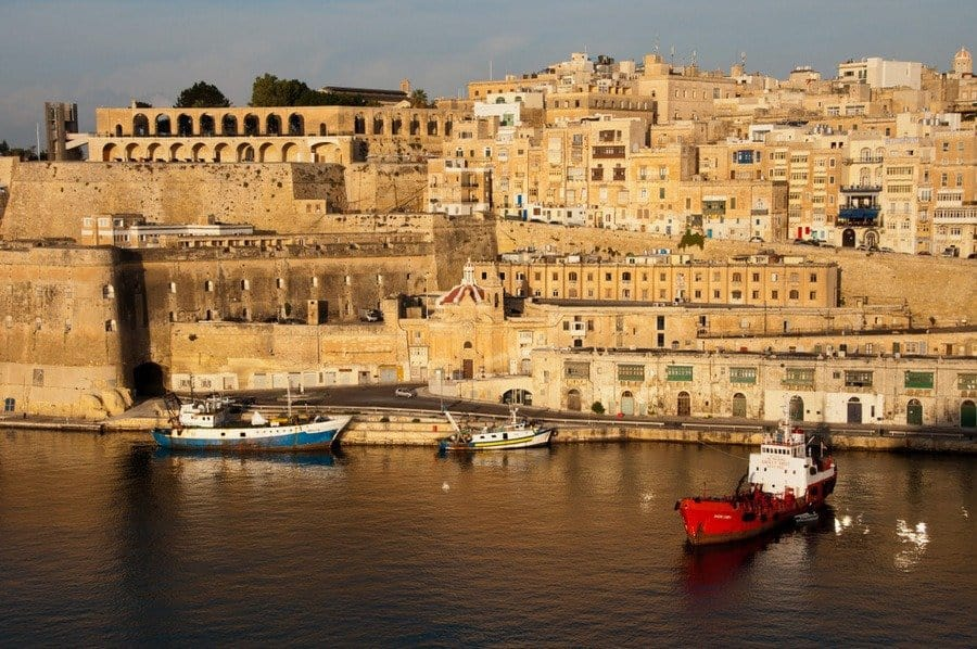 A Photo Tour of Valletta