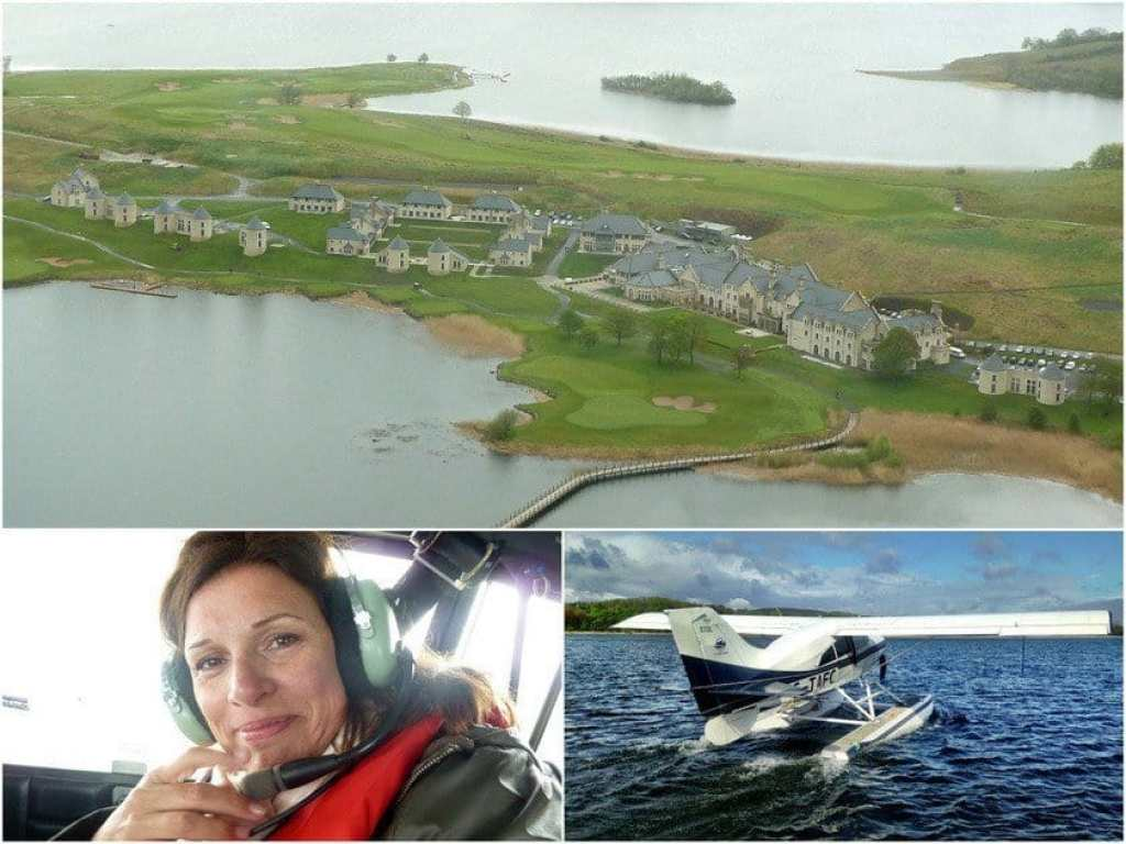 Lough Erne and Float Plane