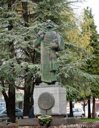 Statue of Ivan Crnojevic - Founder of Cetinje