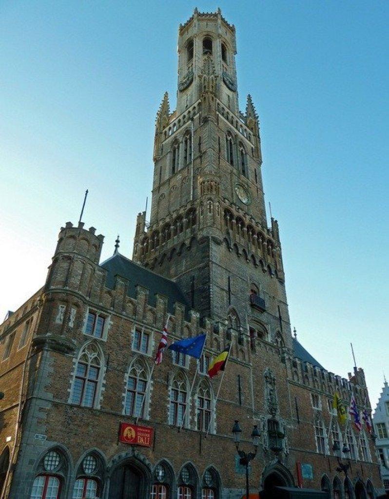 The Belfry in Grote Markt