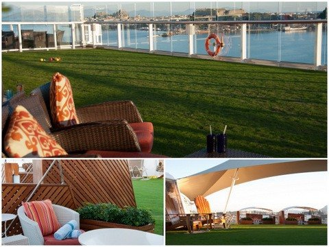 The Lawn Club, Celebrity Silhouette