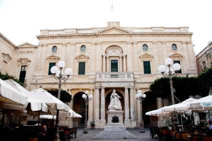The Library, Valletta