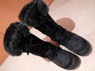 Reviewed: Berghaus Snow Boots