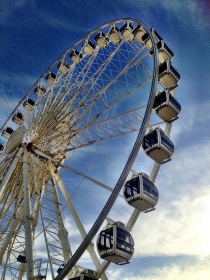 The Brighton Wheel