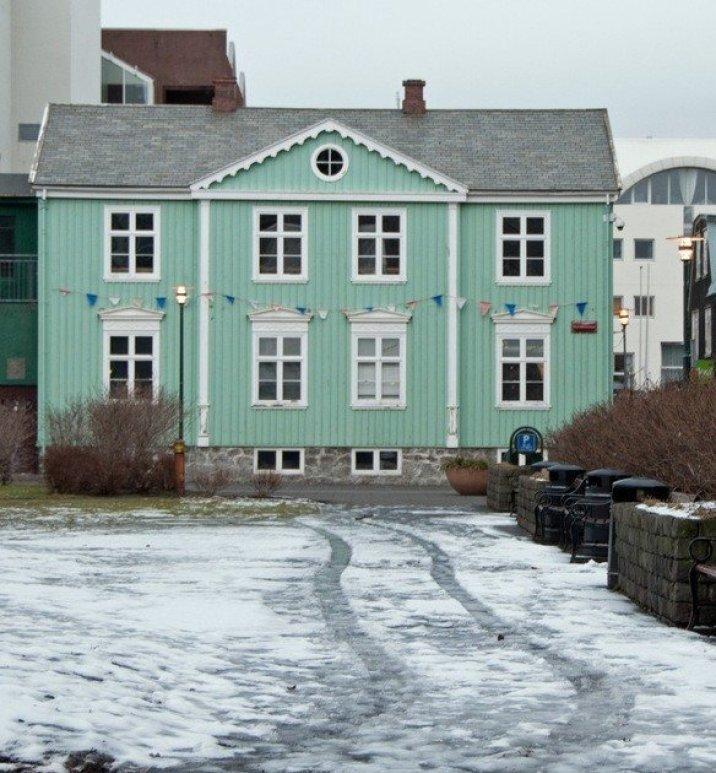 Reykjavik Building