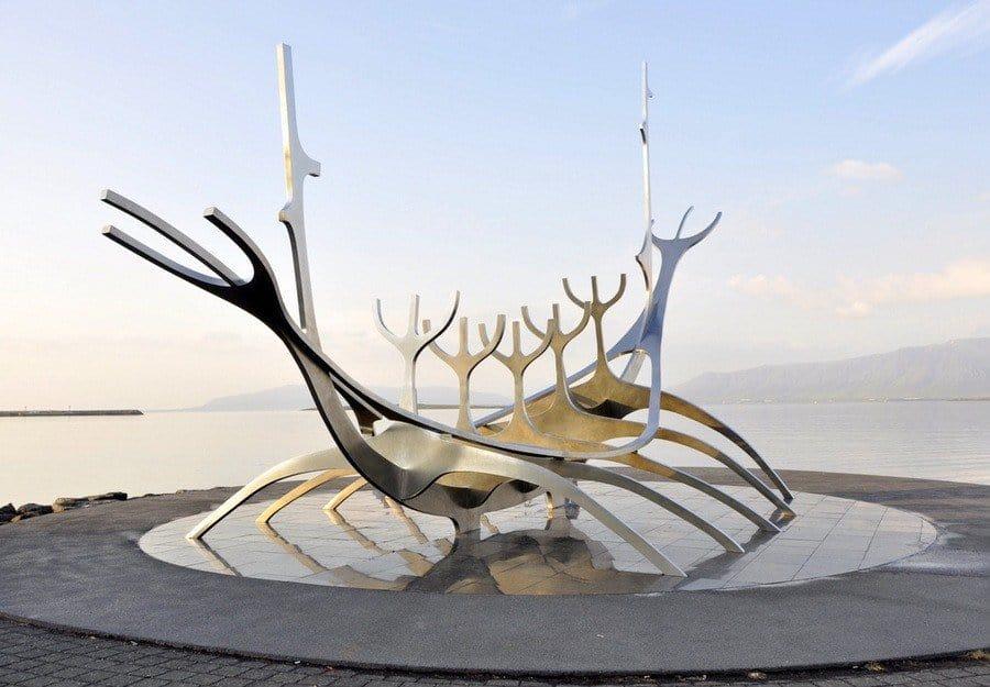 Sun Voyager' (Sólfar), Reykjavik