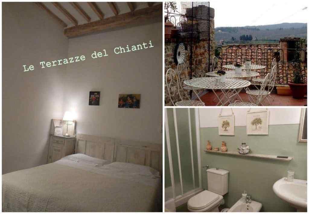 Le Terrazze del Chianti B&B, San Donato, Tuscany