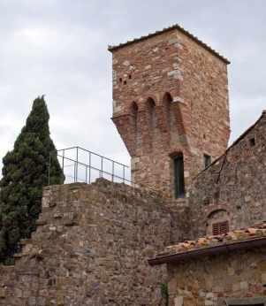 Tower, San Donato,Tuscany