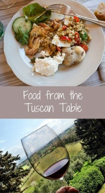 Food From theTuscan Table