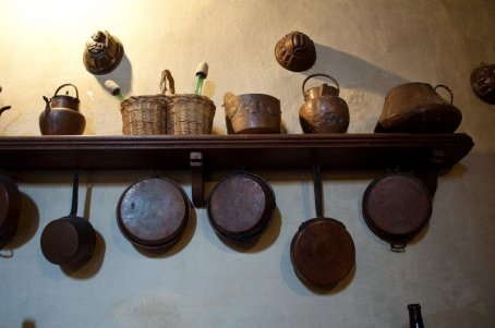 The Kitchens at Badia a Passignano