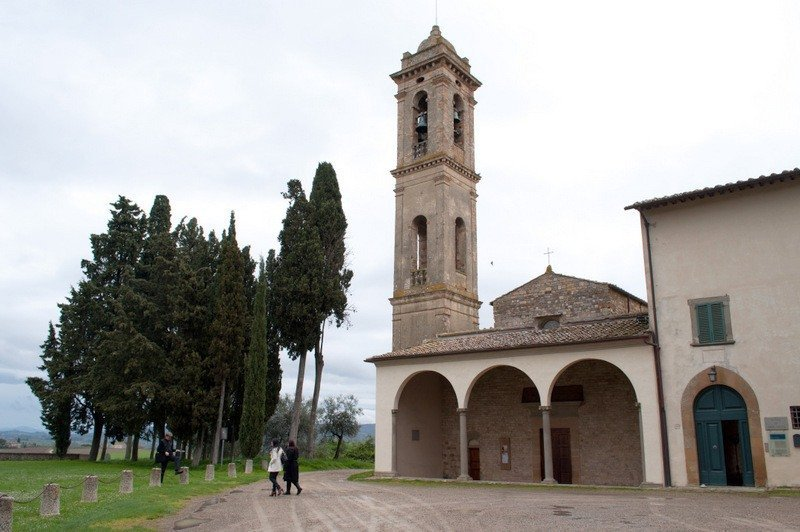 The Parish Church of San Pietro in Bossolo