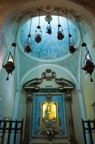 Transept in The Parish Church of San Pietro in Bossolo