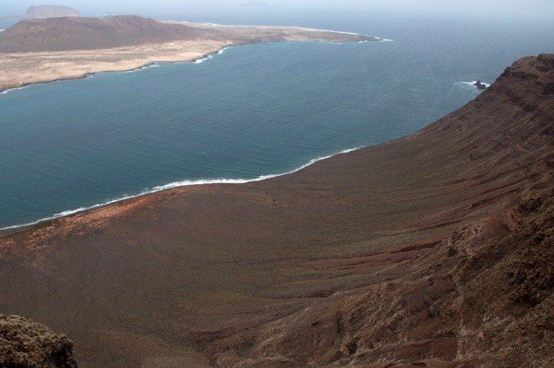 Across El Río to Graciosa Island