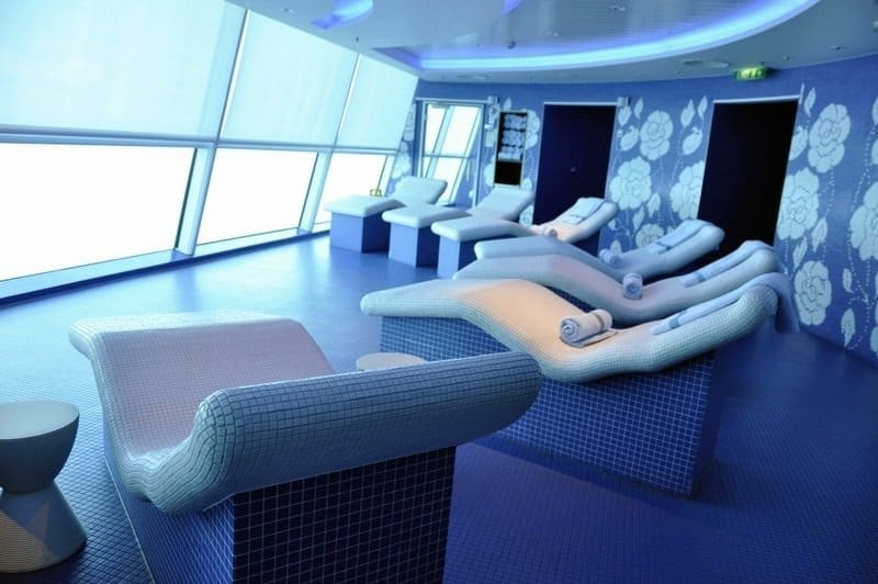 Celebrity Cruise Spa