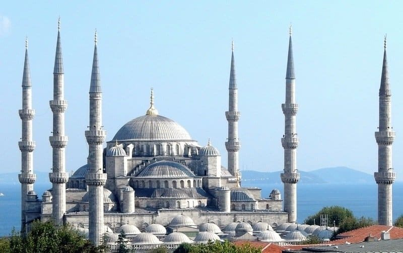 The Blue Mosque, Istanb
