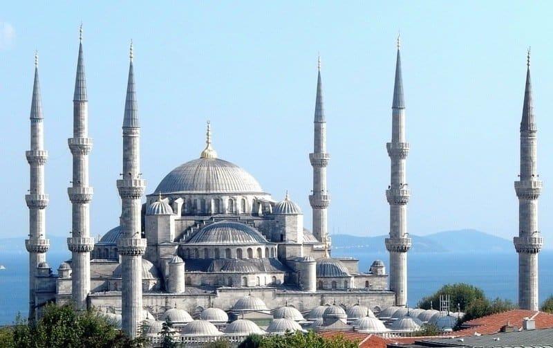 blue mosque ile ilgili görsel sonucu