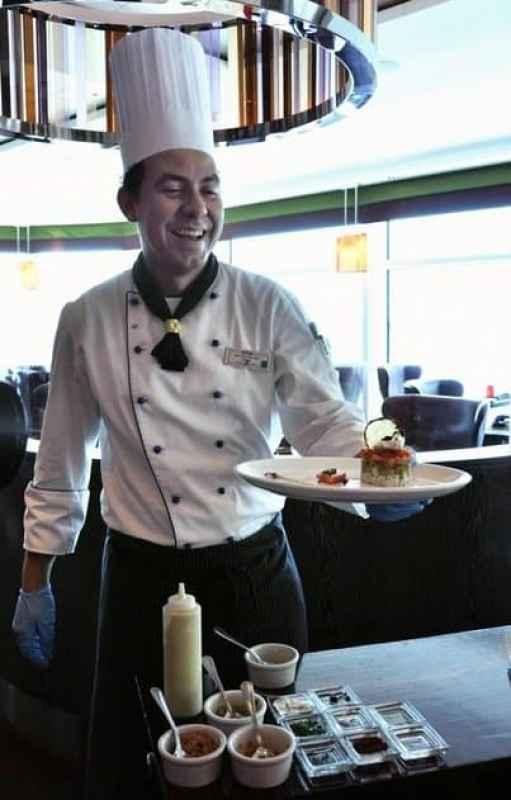 Victor, Equinox Chef