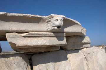 Lions Head, Delos