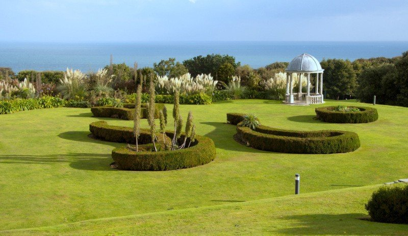 The Grounds, Tregenna Castle, St Ives