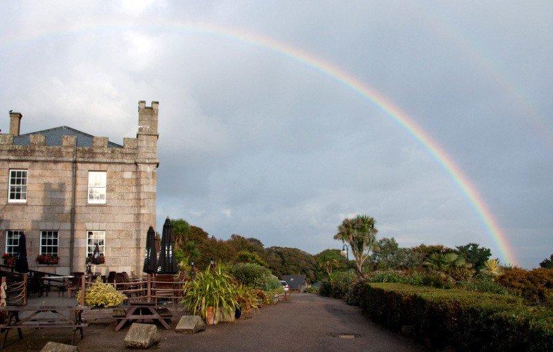 Rainbow Tregenna St Ives
