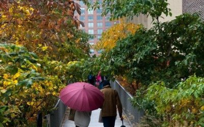 New York City – Walking the High Line