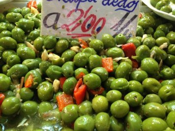 Green Spanish Olives