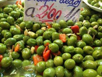 Green Spanish Olives