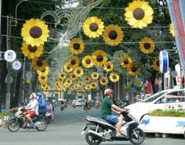 Saigon – Scooters and Sightseeing