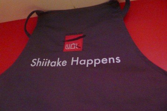 Shiitake Happens